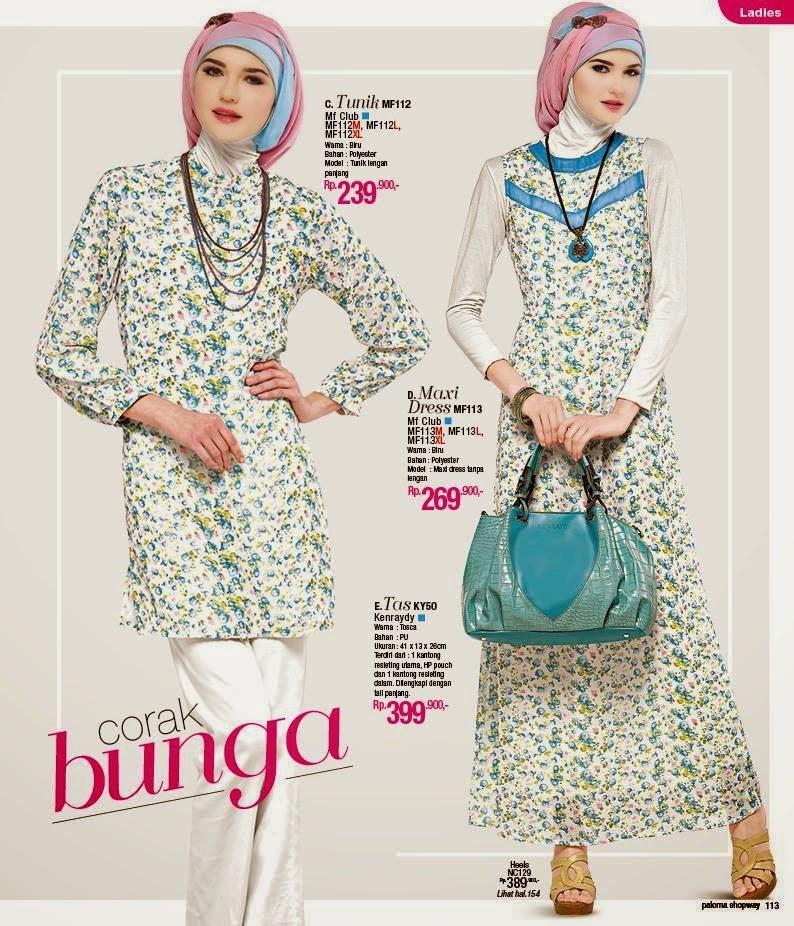 Tren Gambar Baju Modern Remaja Tren Baju Muslim Masa