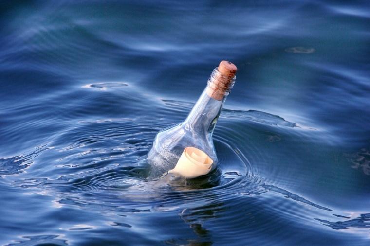 Esta botella lleva el mensaje de la muerte. ¿Lo descifraría Eusebio?
