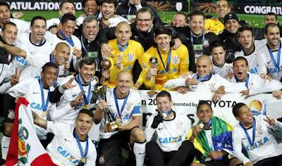 Corinthians Campeón Mundial de Clubes
