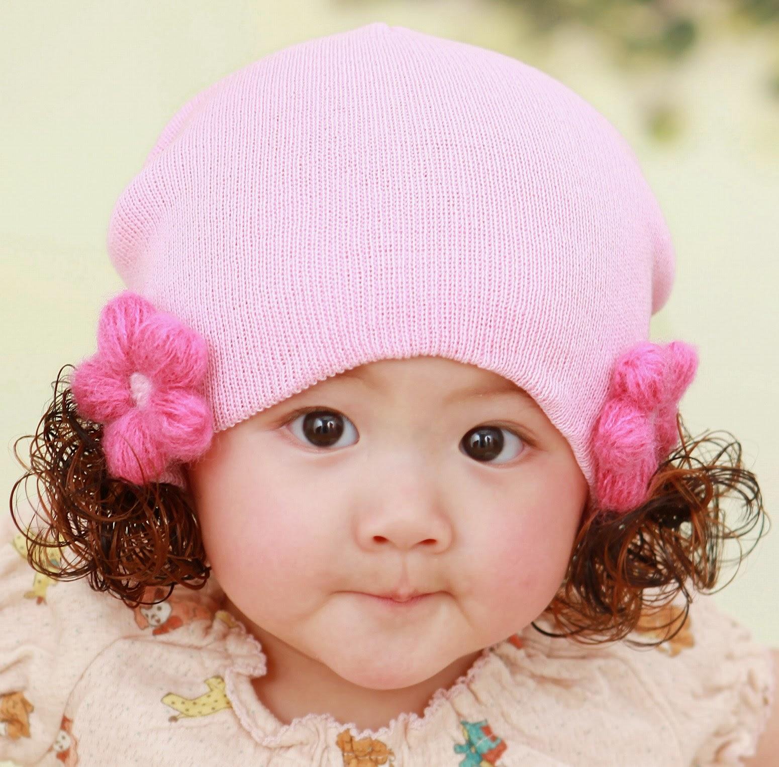 Gratis gambar bayi korea