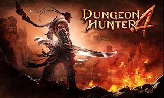Dungeon Hunter 4 MOD APK + DATA (Unlimited Gems)