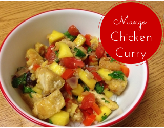 Mango Chicken Curry Katy's Kitchen