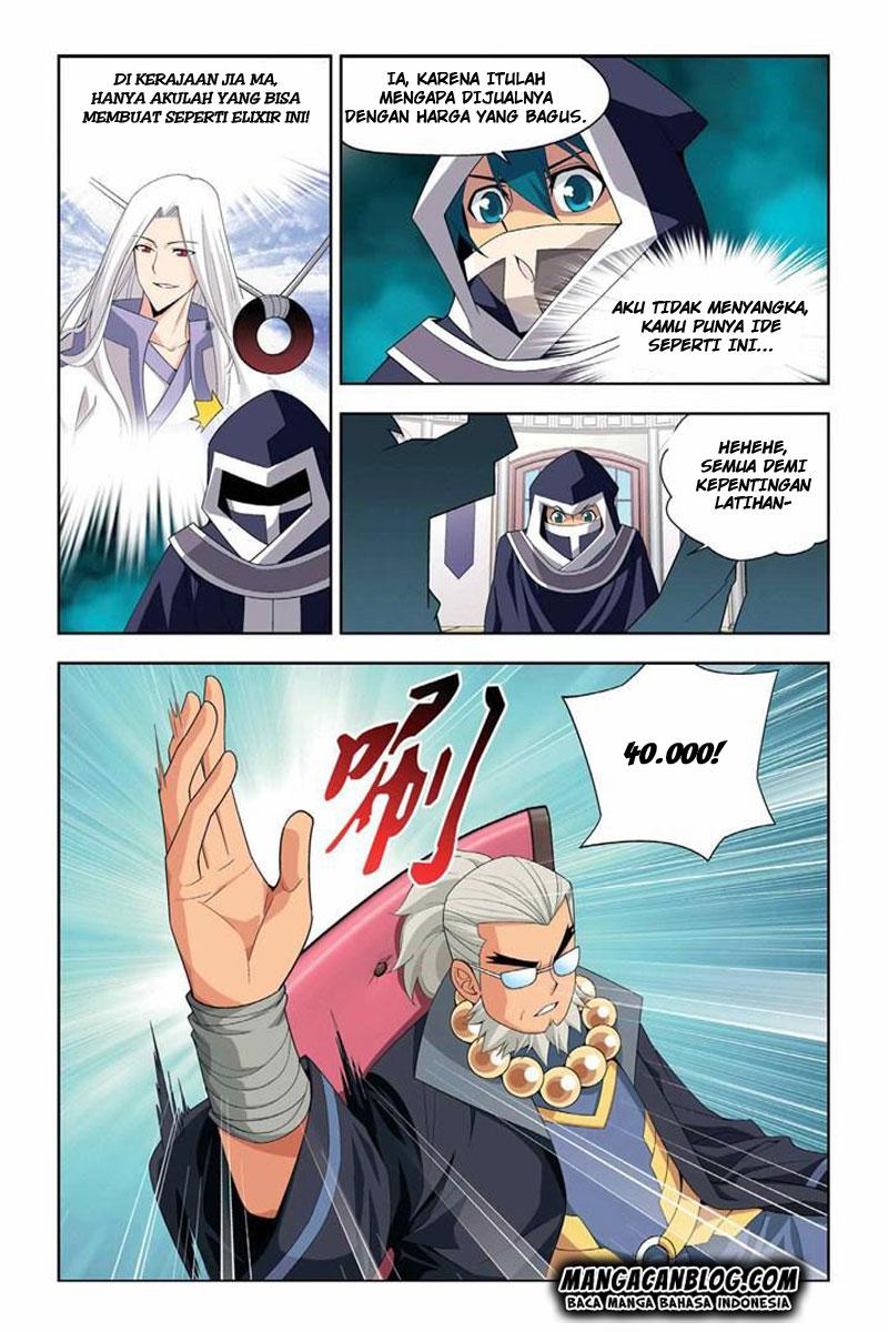 Battle Through Heaven Chapter 08-11