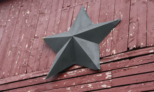 Barn Star Lancaster Amish Country