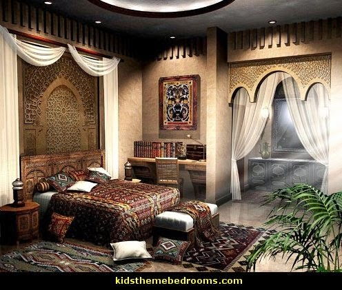 Exotic Bedroom Decorating Ideas   Exotic Global Style Decorating   Exotic  Decor   Exotic Style Furnishings Part 86