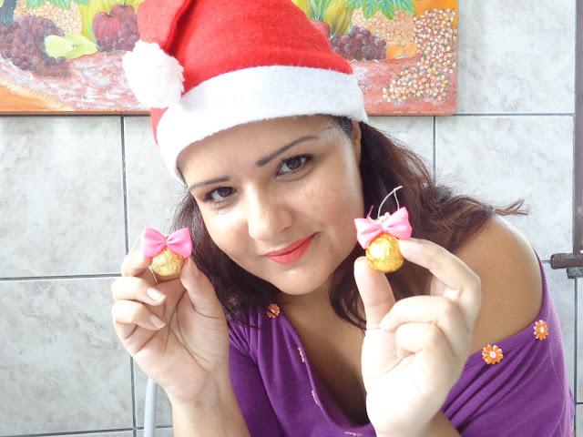 Diy Enfeite de Natal