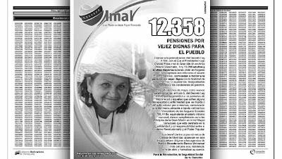 Misión hijos de Venezuela listados