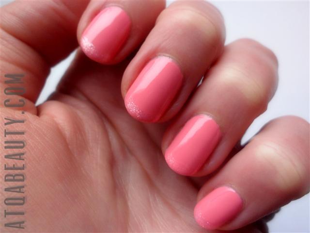 OPI, Princesses Rule! & Sally Hansen Complete Salon Manicure, 510 I Pink I Can