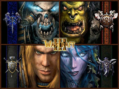 Download Game PC Warcraft III: Reign Of Chaos + Expansion Gratis