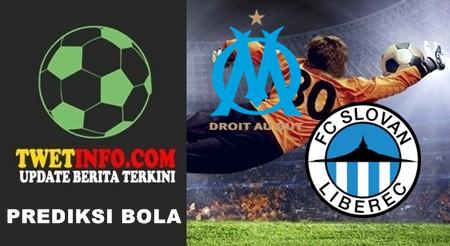 Prediksi Marseille vs Slovan Liberec