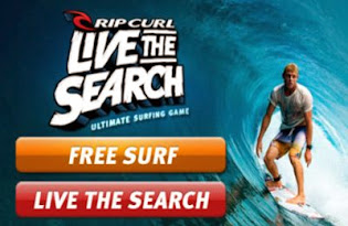 Rip Curl Live the Search