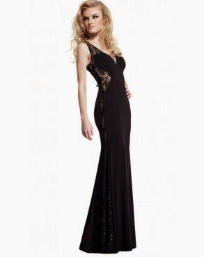 DressKode Black Formal Dress Review