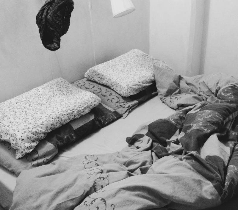 dormire e essere felici