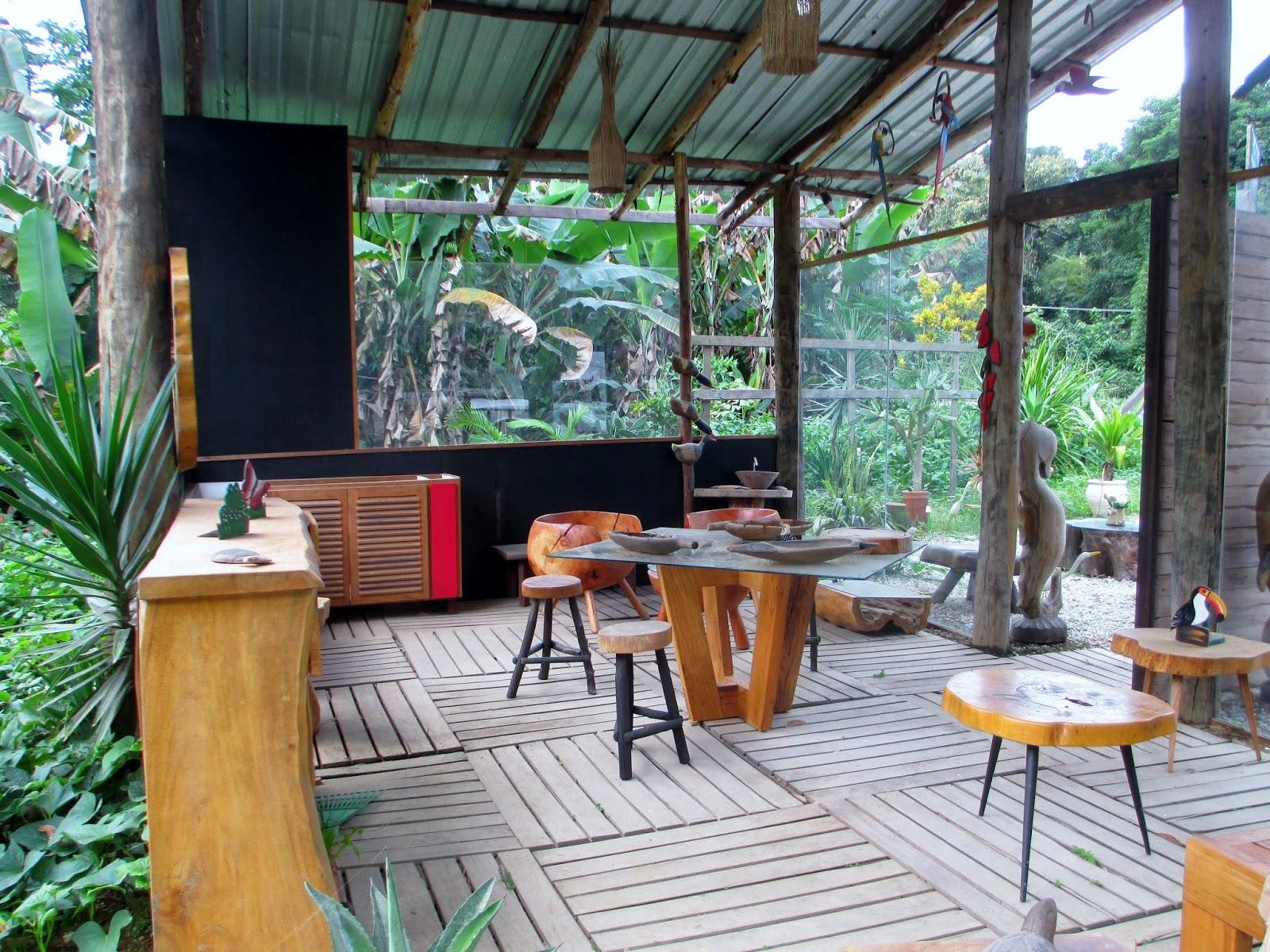 caminos por el mundo Muebles tropicales, Ubatuba, Brasil