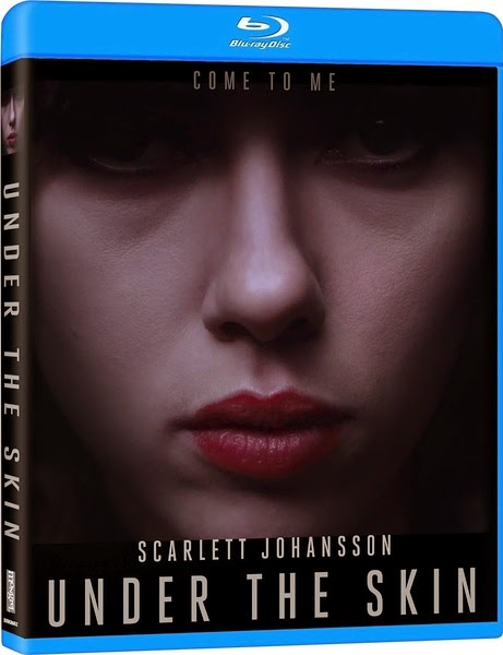 Under the Skin (2013) BluRay 720p BRRip 700MB