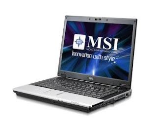 Daftar Harga Notebook Laptop MSI Terbaru Januari 2013