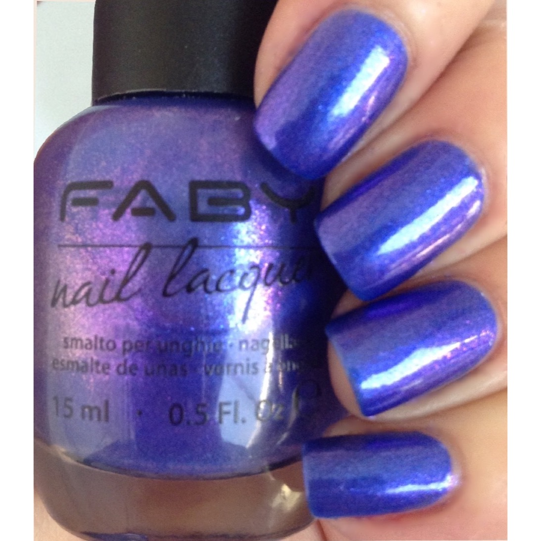Don\'s Nail OBSESSION!: FABY NAIL LACQUER MUSIC COLLECTION - SWATCHES ...