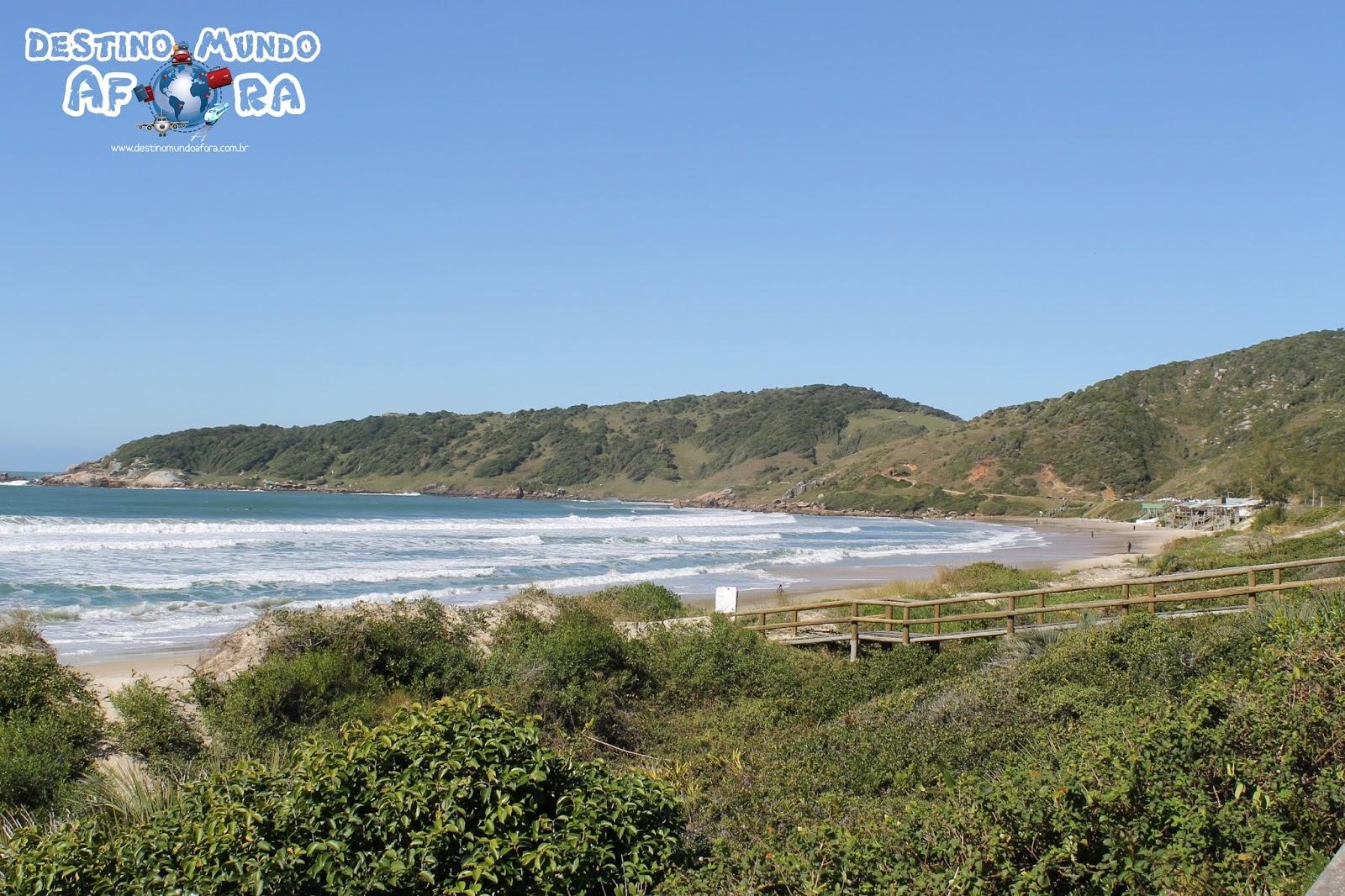 Praia do Rosa: destino de inverno a ser explorado