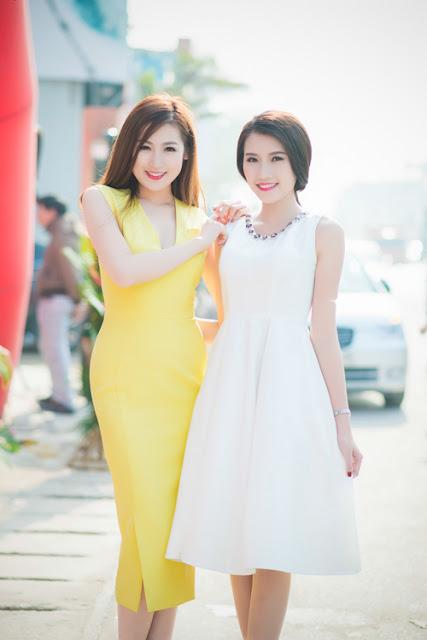Tú Anh cũng là người cho đàn em nhiều lời khuyên bổ ích trong suốt quá trình Thanh Tú tham dự chung kết Hoa hậu Việt Nam 2014 tại Phú Quốc.