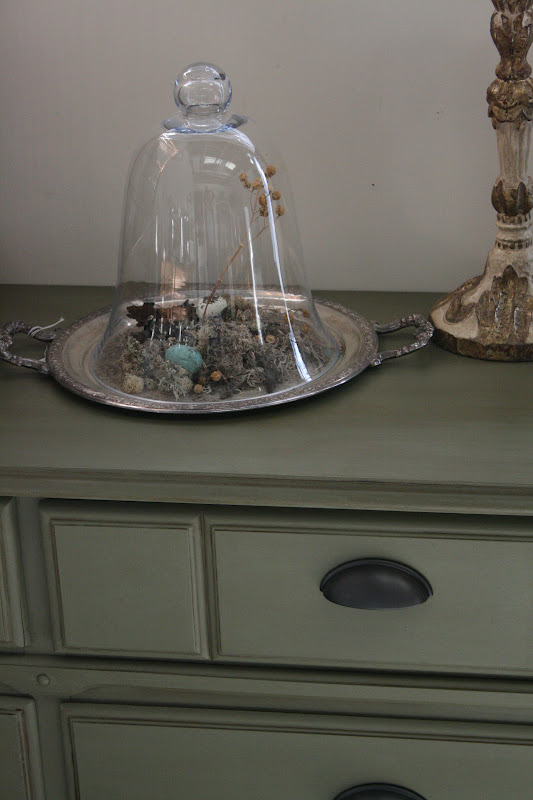 Reloved Rubbish Chateau Gray Dresser