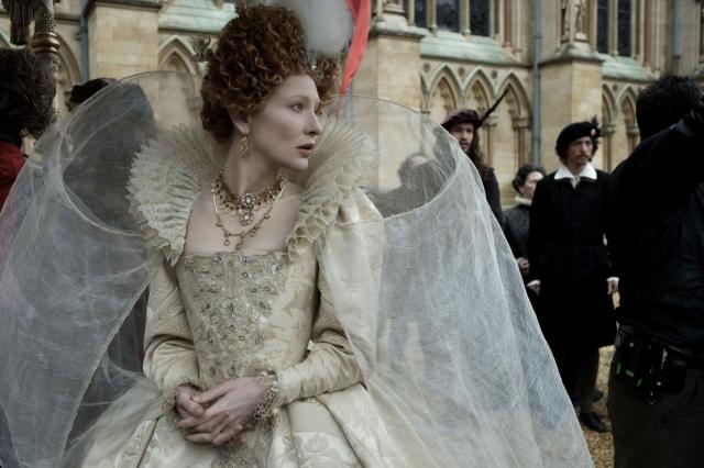 Hình ảnh phim Nữ Hoàng Elizabeth: Thời Hoàng Kim