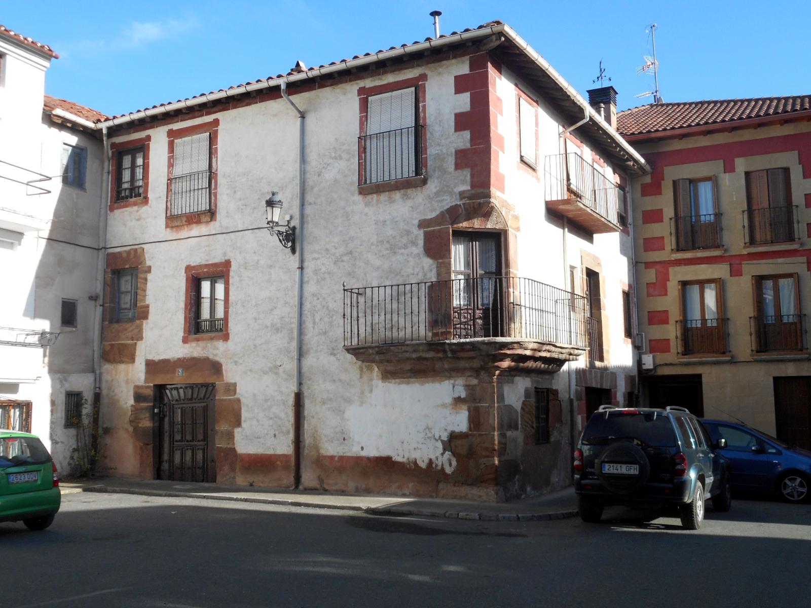 Casas solariegas en la rioja 374 ezcaray otras - Casas prefabricadas la rioja ...