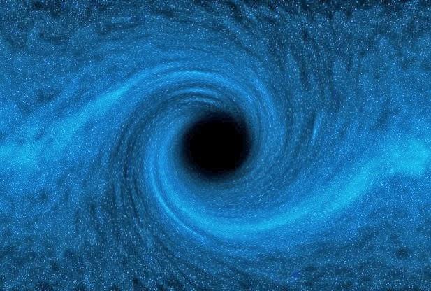 black hole essays