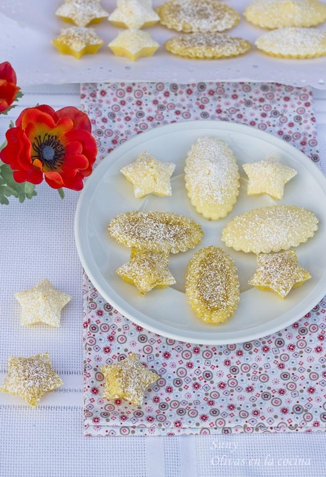 Galletas de harina de maíz