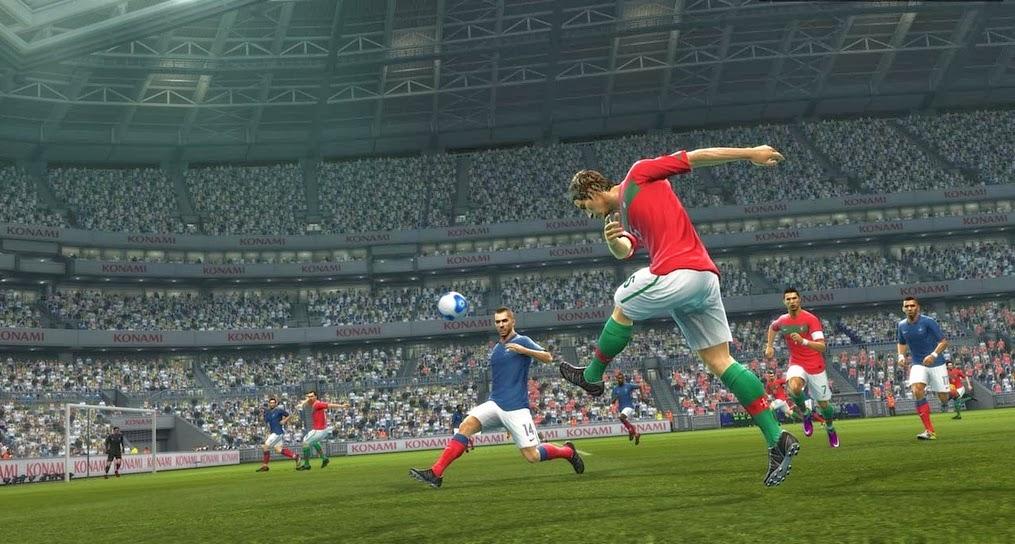 Free Download Game PES 2013 Full Crack -