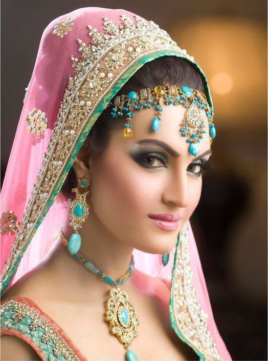 Dulha and Dulhan Pakistani Brides Latest Photos part 2