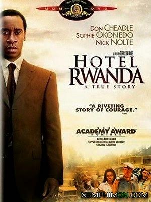 Khách Sạn Rwanda Full HD Vietsub