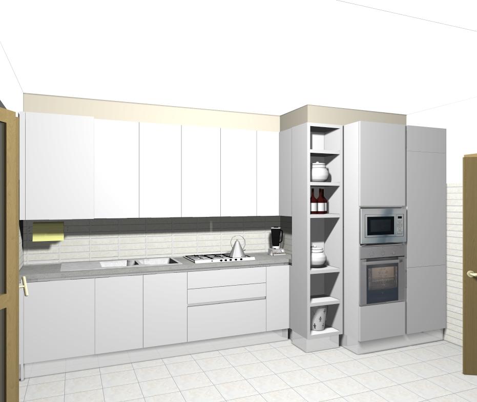 Cucina non solo mobili - Disegnare una cucina ...