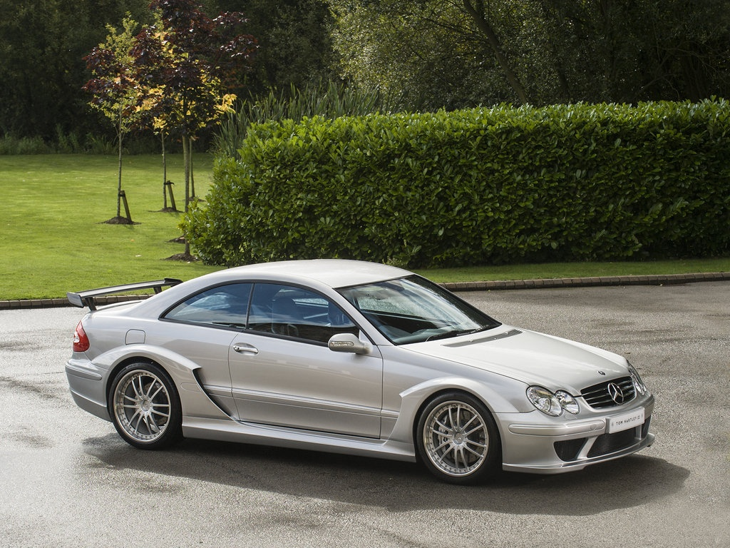All cars nz 2005 mercedes benz clk dtm for sale in uk for Mercedes benz clk 2005