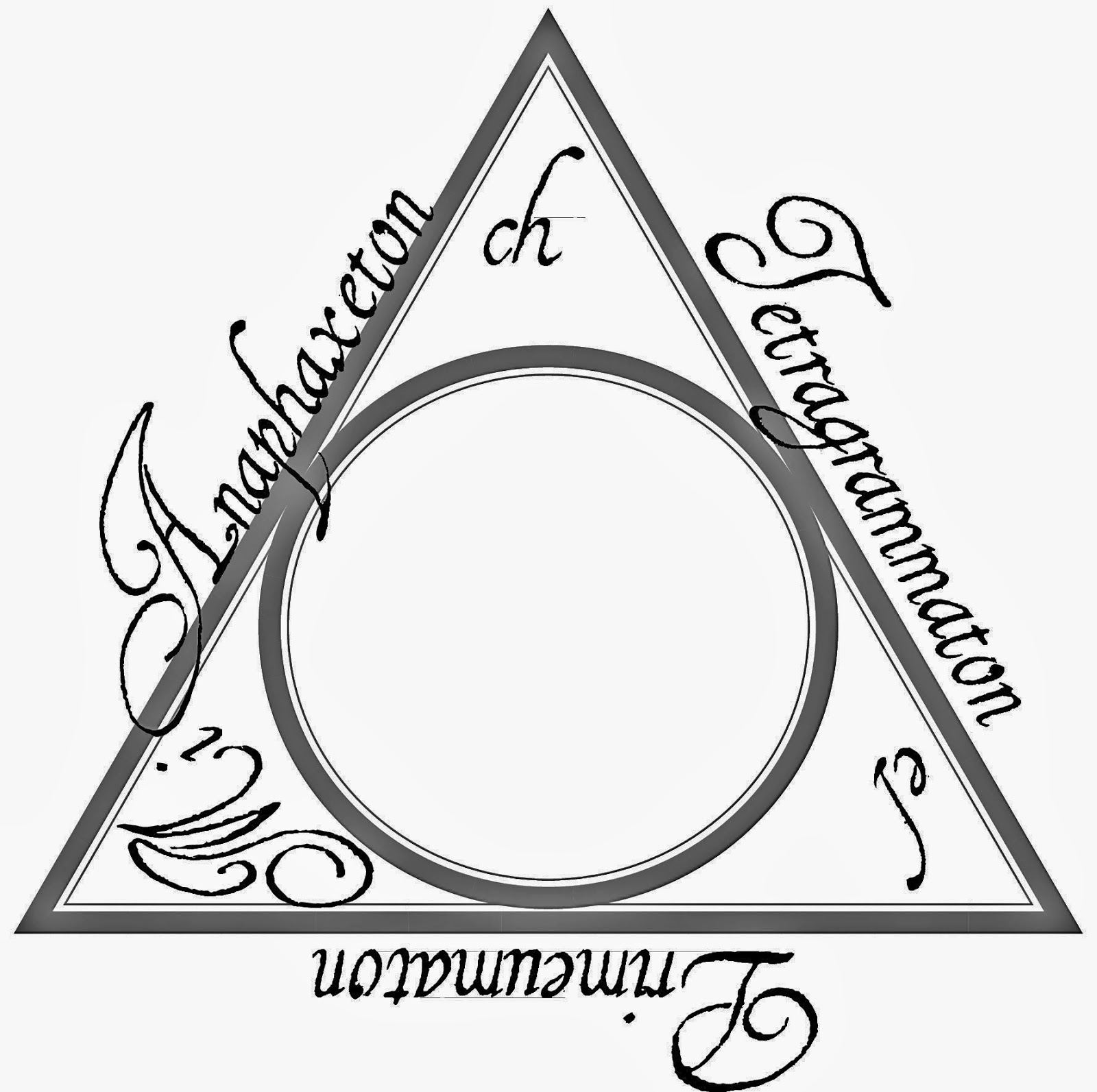 Triangle of the art nick farrells magical blog traditional triangle of the art buycottarizona