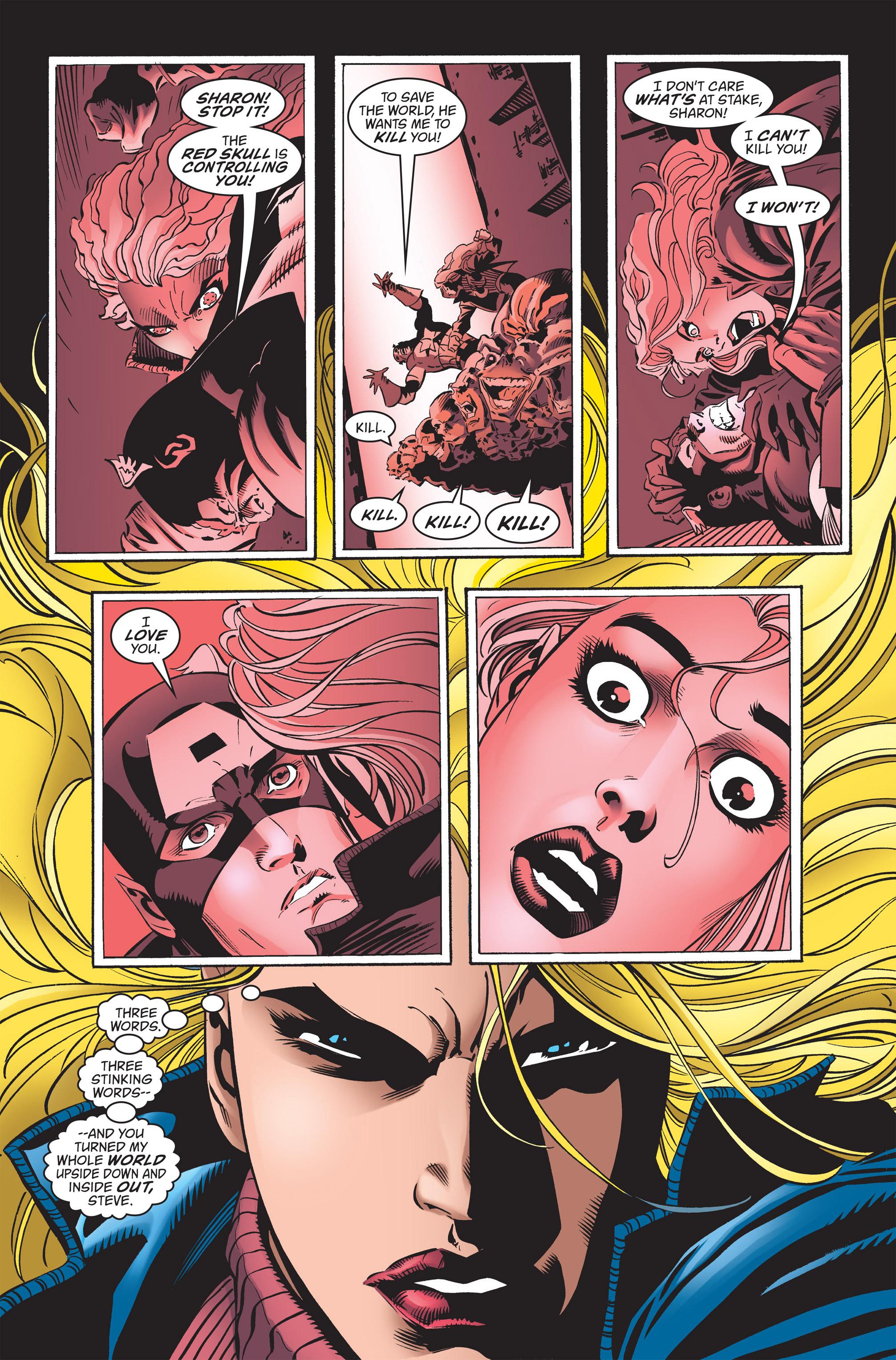 Captain America (1998) Issue #31 #37 - English 7