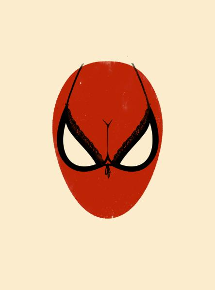 Spider Man or Breasts? Homem-Aranha ou Par de Seios?