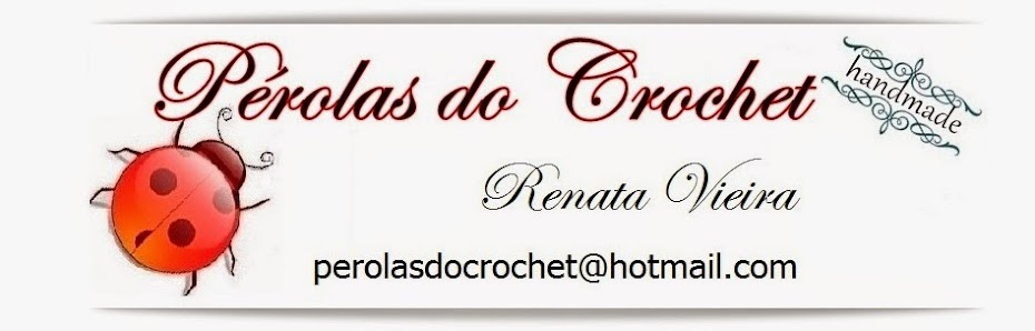 * Pérolas do Crochet
