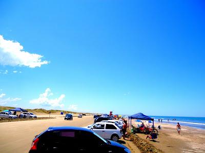 verao 2013 na praia d cassino