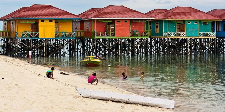 Derawan Island, East Kalimantan, Indonesia