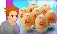 Quiz eggheads