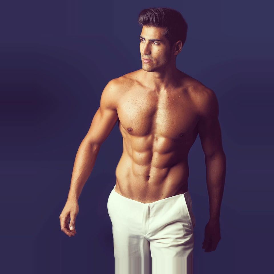male models from lebanon