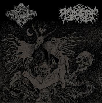 "Black Ceremonial Kult/Genocide Beast - Demo XXIV/Demo XXV"""