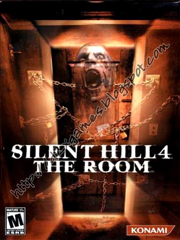 Free Download Games - Silent Hill 4 The Room