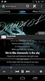 Aplikasi Music Player Dengan Lirik Lagu Lengkap Di Android