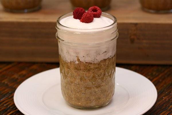 Breakfast Muffins in a Jar