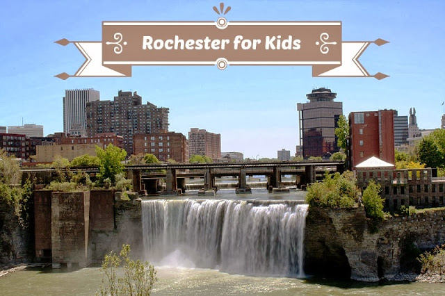 Rochester for kids. Family friendly sites to see when traveling to Rochester, NY. #travel #familytravel