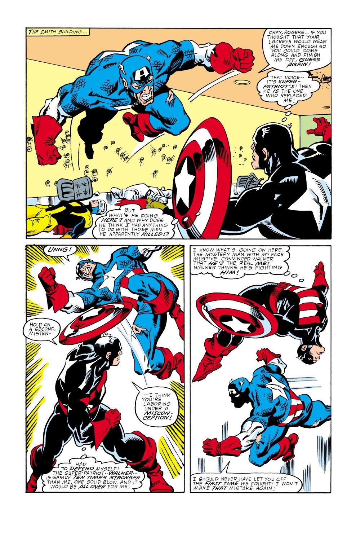 Captain America (1968) Issue #350 #282 - English 29