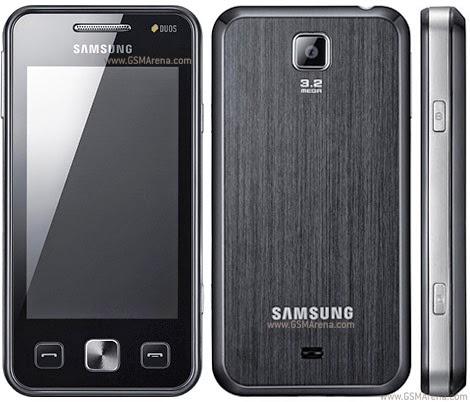 Samsung C6712 Star II DUOS Update Firmwares