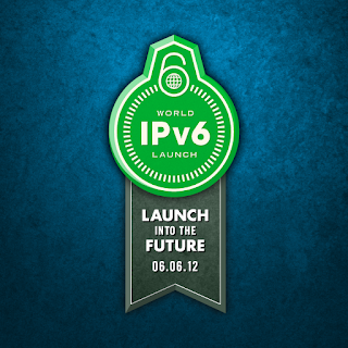 ipv6 launch badge