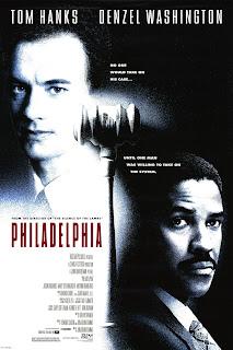 Filadelfia (Philadelphia) Poster